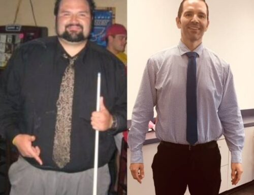 Envisioning Your Own Funeral – 430lbs to 195lbs with Chris Brown